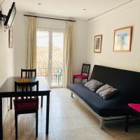 Apartamentos Mitus, hotel en Canet de Mar