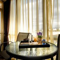 Hotel City, отель в Бургасе