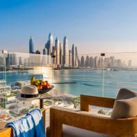 Five Palm Two bedroom Suite Sea View