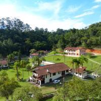 Pousada Terra do Saber, hotel in Franco da Rocha