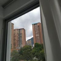 Apartamento centro Internacional Bogotá 45 M2