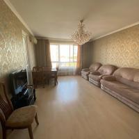 Apartment on Akkent, hotel in Almaty