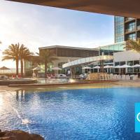 Yas Island Rotana Abu Dhabi, отель в Абу-Даби