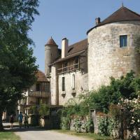 Côté-Serein Suites Familiales: Noyers-sur-Serein şehrinde bir otel