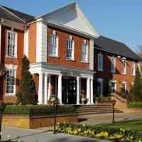 Best Western Plus Manor Hotel NEC Birmingham