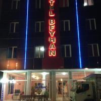 فندق بايهان، فندق في مرسين