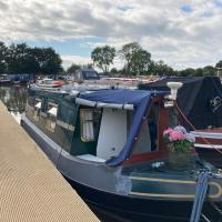 Breeze 30 ft Narrowboat - Floating Cottages
