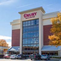 Drury Inn & Suites Atlanta Airport, hotel near Hartsfield-Jackson Airport - ATL, Atlanta