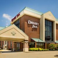 Drury Inn Paducah, hotel in Paducah