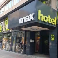 Maxhotel, hotel in Brussels