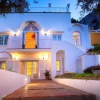 Villa Elena, hotel in Capri