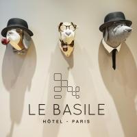 Hotel Le Basile, hotel in 9th arr., Paris