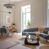 Brand-new 1-bedroom apartment in Av Liberdade