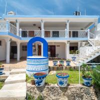 Hospedaje Casa Poblana, hotel en Bacalar