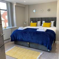 Marie's Serviced Apartment C, 1 Bedroom City Stay( Free Parking)
