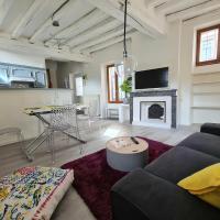 Maison Charme avec Terrasse hypercentre, très calme, hotel in Joigny