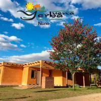 Yerba Buena casas de campo - Nono, hotel en Nono