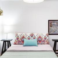 Pequeña habitacion FRIDA - design CDMX
