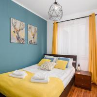 Sleepway Apartments - Garbary 95-75D z parkingiem