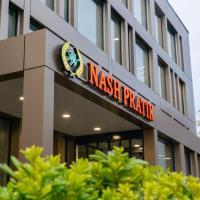 Nash Pratik Hotel, отель в Женеве