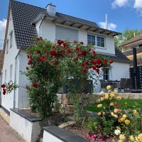Rosenchalet, отель в городе Leinach