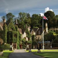 The Manor House Hotel and Golf Club, hotel in Castle Combe