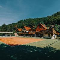 Športcentrum Ekoma, hotel in Zvolen
