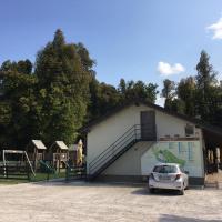 Apartment-Camp-Bar Grajski park Vitez