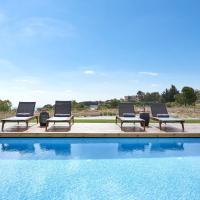 Luxury Rhodes Villa Amina Villa Sea View Private Swimming Pool 4 BDR Kalithea