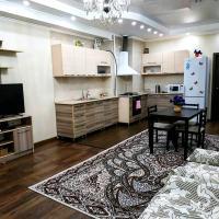 Элитные апартаменты в самом сердце Бишкека.