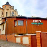 Hotel Adalbert Szent György Ház, hotel v Ostřihomi