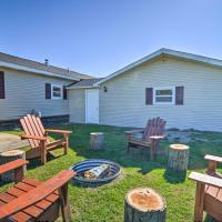 Smart Home Near Flowage Lake with Fire Pit, hotel in West Branch