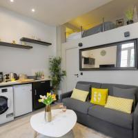 GuestReady - Cozy & Design Studio 2P -in the Heart of le Marais