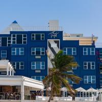 The Tryst Beachfront Hotel, hotel em San Juan