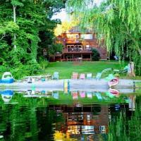 Bolton Lake Home, hotel v mestu Vernon