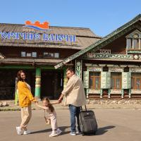ГОРЯЧИЕ КЛЮЧИ, отель в Суздале