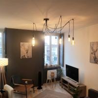 Appartement cosy en plein centre, hôtel à L'Isle-Jourdain