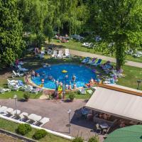 Hotel Club Tihany, отель на Тихане