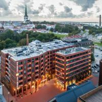 Metropol Spa Hotel, отель в Таллине