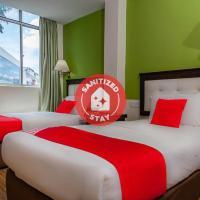 OYO 90055 Mansion Inn, hotel in Sibu