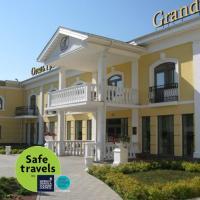 Grand Peterhof Spa Hotel, hotel in Petergof