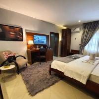 Ten rooms boutique hotel