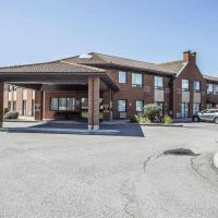 Comfort Inn Gatineau, hotel in Gatineau