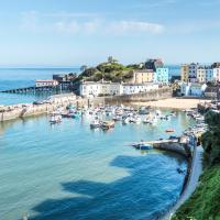Pieces of Eight - 2 Bedroom Apartment - Tenby - (Windsor House)