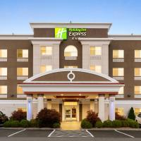 Holiday Inn Express Hotel & Suites Klamath Falls Central, hotel in Klamath Falls