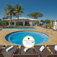 Valinhos Plaza Hotel, отель в городе Валиньюс