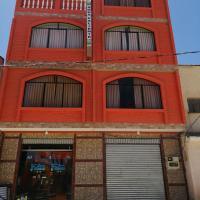 Hostal Olas Del Titicaca