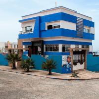 Afica surf house, Hotel in Imsouane