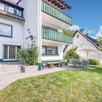 Large holiday apartment near Willingen with private garden and terrace