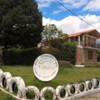 Albergue familiar, hotel em Cotacachi